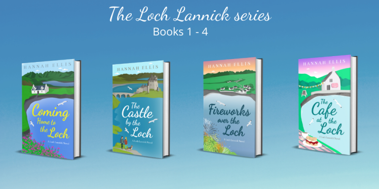 The Loch Lannick series.WebsiteGraphic