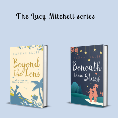 WebsiteGraphic.The Lucy Mitchell series