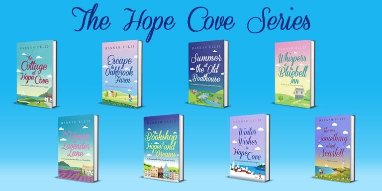 Hope cove series banner