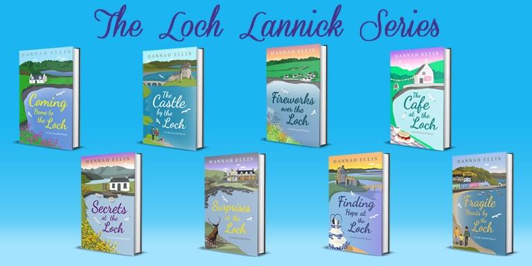 Loch Lannick series banner